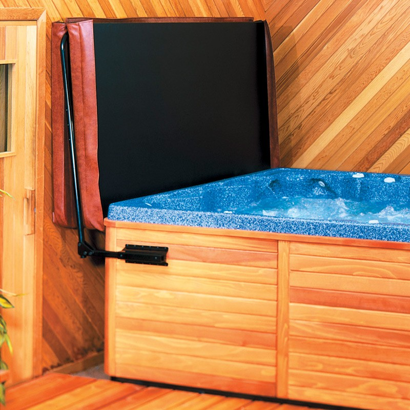 Hot Tub Cover Lifter - Durham Covers